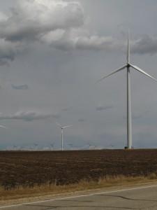 Lots of wind in Minnesota