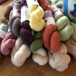 Louet Yarn for several projects