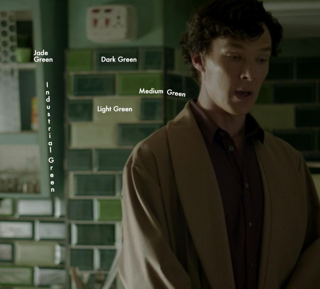 Sherlock's Kitchen