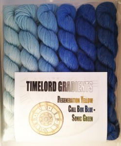 MKY's new TIme Lord Gradients. This set is Call Box Blue.
