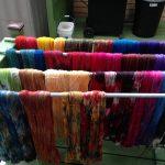 Pre-Trip Dyeing